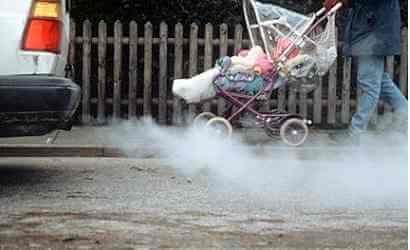 Экологически чистый район Москвы может быть местами сильно загрязнен