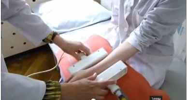 электрофорез при переломе коленного сустава