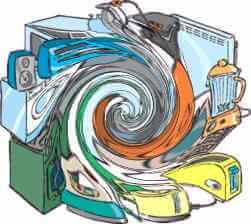 вредно ли электромагнитное поле бытовой техники